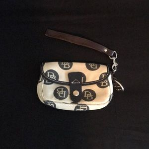 Dooney and Bourke Wristlet